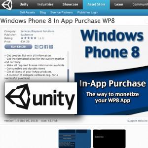 Unity3d InApp